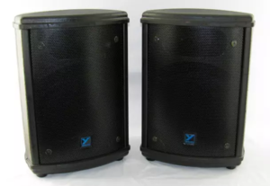 PA Speaker System for Small Venues rental Austin, TX