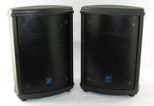Loanables Pa Speaker System For Small Venues Located In