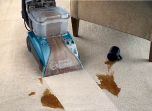 Hoover SteamVac F5914 Carpet Cleaner rental Austin, TX