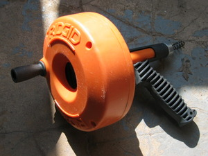 RIDGID Hand Auger  rental New York, NY