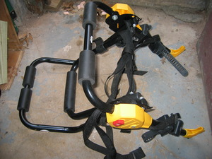 Bell bicycle carrier for cars rental New York, NY