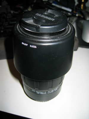Tamron Lens Tele-Macro 100-300 mm f/5-6.3 rental New York, NY