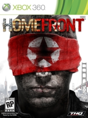 HomeFront for XBOX 360 rental Los Angeles, CA