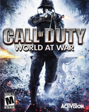 Call of Duty: World at War for XBOX 360 rental Los Angeles, CA