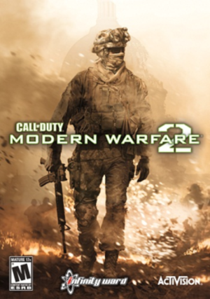 Call of Duty: Modern Warfare 2 for XBOX 360 rental Los Angeles, CA