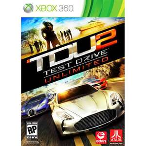 Test Drive Unlimited 2 for XBOX 360 rental Los Angeles, CA