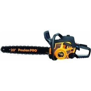 "Poulan Pro 50cc 2-Cycle 20"" Gas Chain Saw rental Atlanta, GA"
