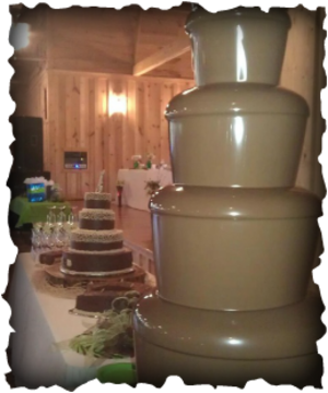 Austin Chocolate Fountain Rental Large Size rental Austin, TX