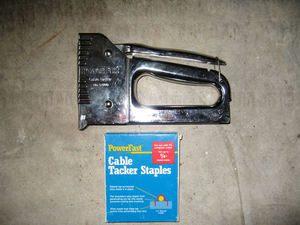 Cable Tacker - Staple Gun rental Austin, TX