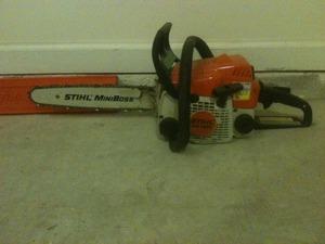 Stihl Chain Saw rental Atlanta, GA