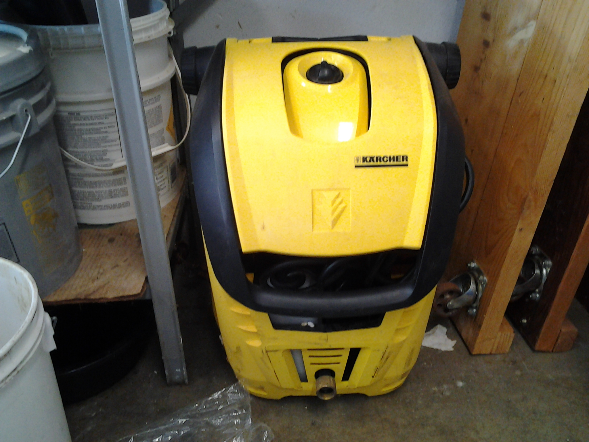 Loanables Karcher Rental Located In Peoria Il