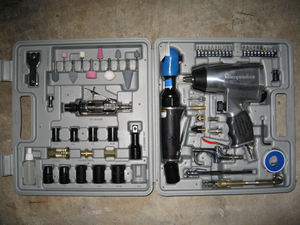 Air Tool Set  rental Austin, TX