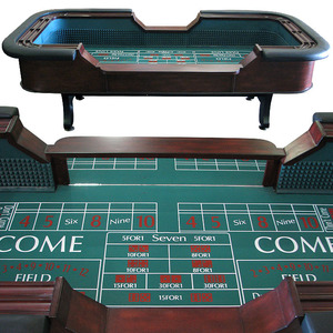 8ft Casino Craps Dice Table rental Austin, TX
