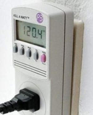 Kill a Watt meter: borrow and reduce Coned bills rental New York, NY