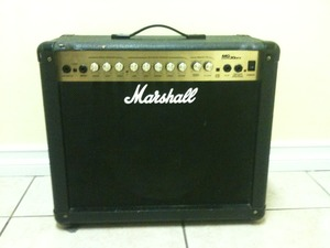 Marshall amp 80 watts rental Los Angeles, CA