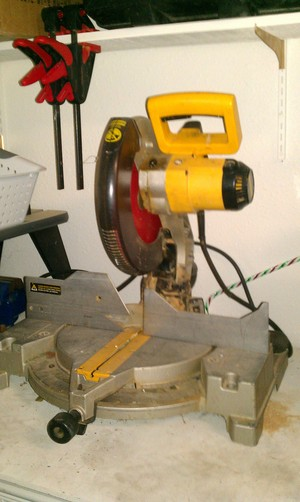 "DeWalt 12"" Compound Miter Saw rental Austin, TX"