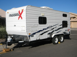 Carson Rebel X Toy Hauler rental Phoenix, AZ