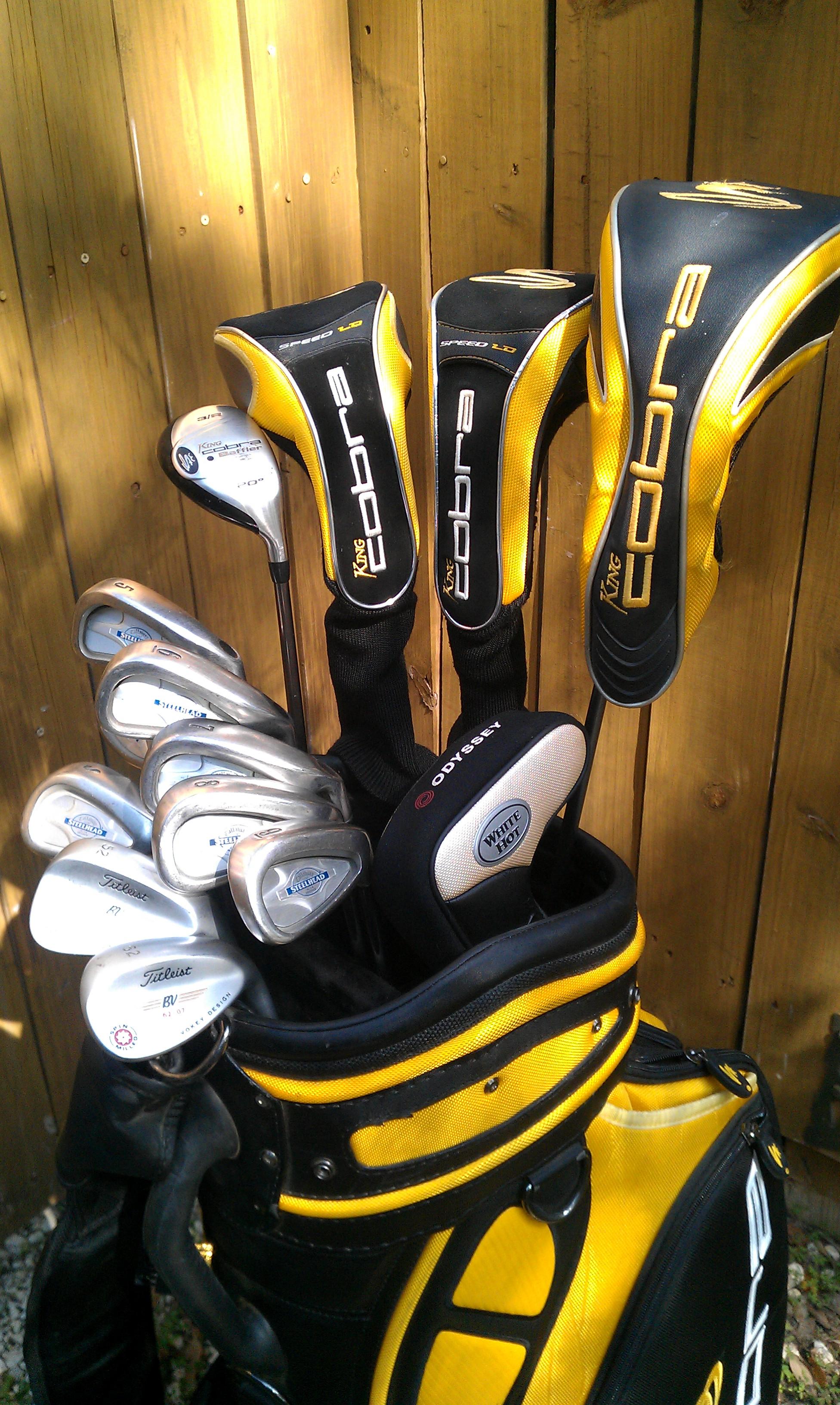 Callaway Golf Clubs >> Loanables Cobra Callaway Golf Clubs Rental Located In Austin Tx