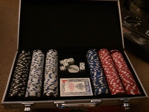 Poker Set rental Harrisburg-Lancaster-York, PA
