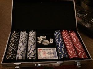 Poker Set rental Harrisburg-Lancaster-York, PA