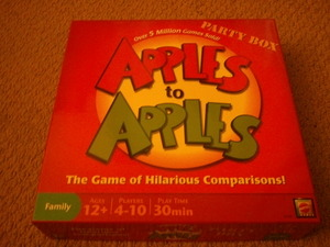 Apples to Apples Game rental Harrisburg-Lancaster-York, PA