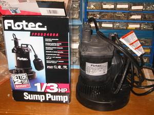 Sump Pump rental Austin, TX