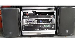 Audio, Sound System, DJ Equipment rental Orlando-Daytona Beach, FL