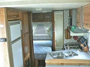 RV / Mobile Home / Camper rental Green Bay-Appleton, WI