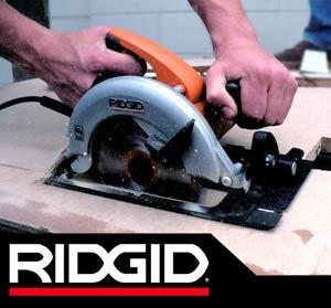 RIDGID Compact Corded Framing Circular Saw rental Rochester, NY