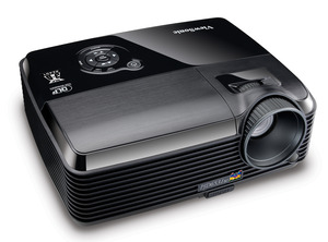 ViewSonic PJD6531w projector rental Austin, TX