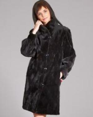 Fabulous Black Fur Coat rental San Francisco-Oakland-San Jose, CA