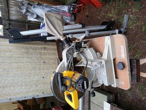 compound miter saw & stand rental Columbia, SC