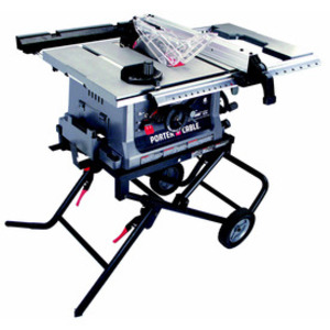 Porter Cable Table Saw with stand rental Austin, TX