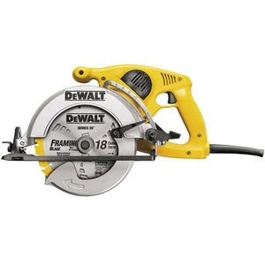 "Dewalt 7-1/4""(184mm)High-Torque Framing Saw DW378G rental Los Angeles, CA"