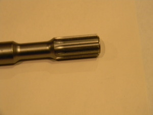 "Spline Drill Bit 4""X12"" CORE rental Philadelphia, PA"