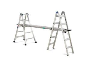 Werner 22 ft. Aluminum Multi-position Ladder rental Atlanta, GA