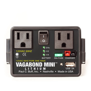 Vagabond Mini Lithium Portable Battery rental Austin, TX