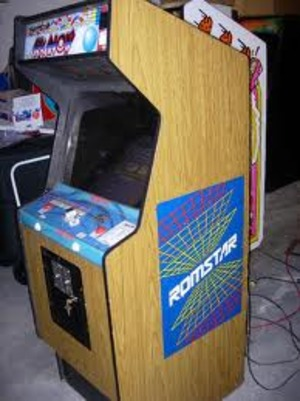 Vintage Arkanoid Arcade Game! rental New York, NY