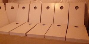 Cornhole Boards and accesories  rental Richmond-Petersburg, VA