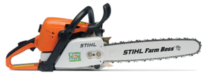 "Stihl MS 290 Farm Boss 18"" 57cc Chainsaw rental Boston, MA-Manchester, NH"
