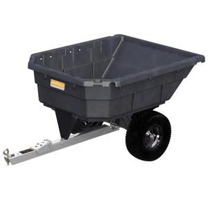 AllFitHD 12.5ft^3 1000lb Capacity Dump Garden Cart rental Boston, MA-Manchester, NH