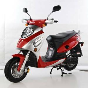 New sporty  50cc moped rental Dallas-Ft. Worth, TX