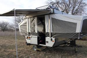 Pop-Up Camper for Rent rental Dallas-Ft. Worth, TX