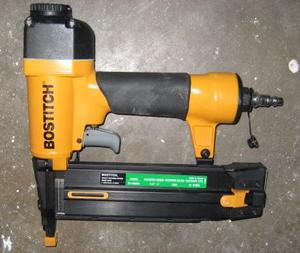 Bosttich air brad nailer rental Austin, TX