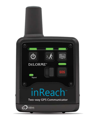 DeLorme inReach GPS 2-Way PLB (Smartphone model)  rental Salt Lake City, UT