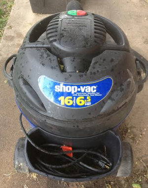 Shop Vac 16 Gallon rental Denver, CO