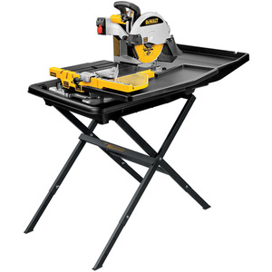 Dewalt 10inch wet tile saw with stand rental Atlanta, GA