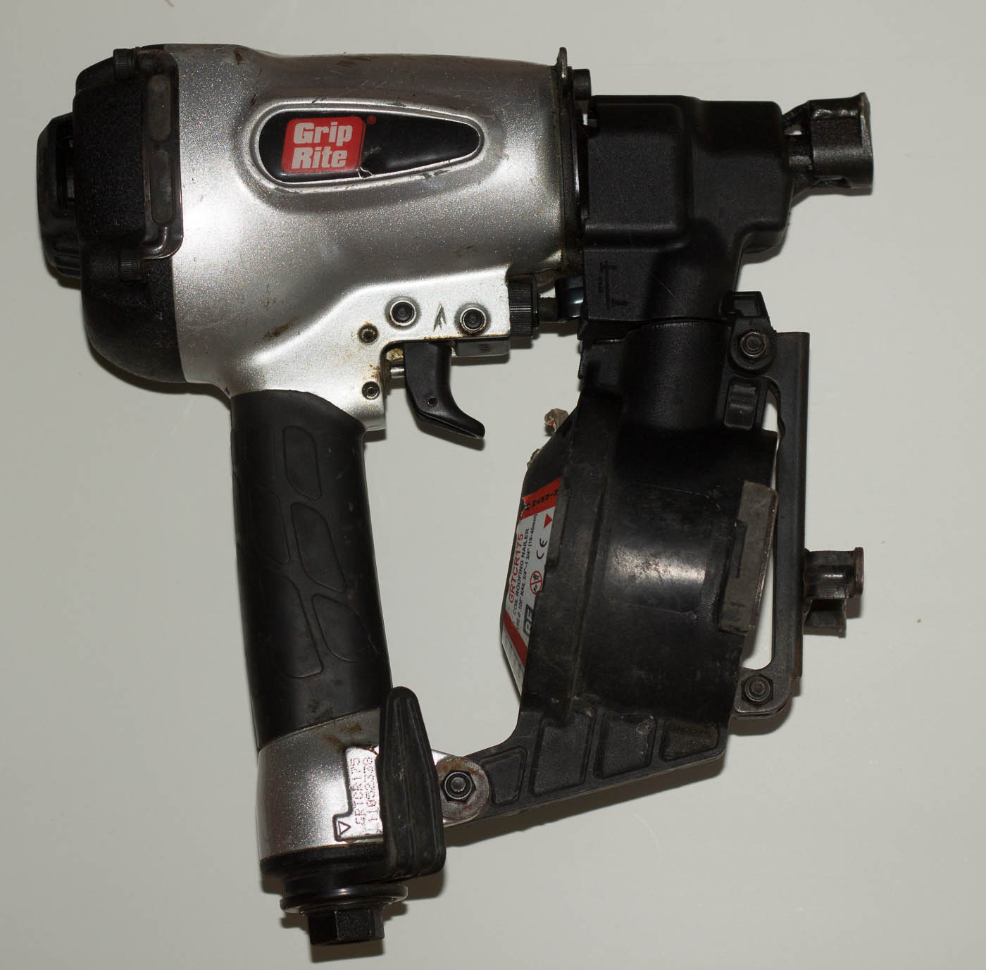 Grip Rite Roofing Coil Nailer