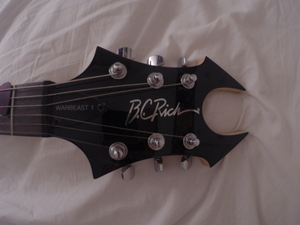 BC Rich Warbeast Electric Guitar rental San Antonio, TX