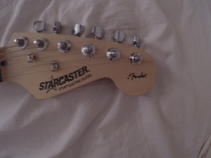 Fender Starcaster Electric Guitar rental San Antonio, TX